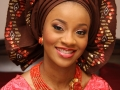 Nigerian Traditional Wedding Gele and other Accessories