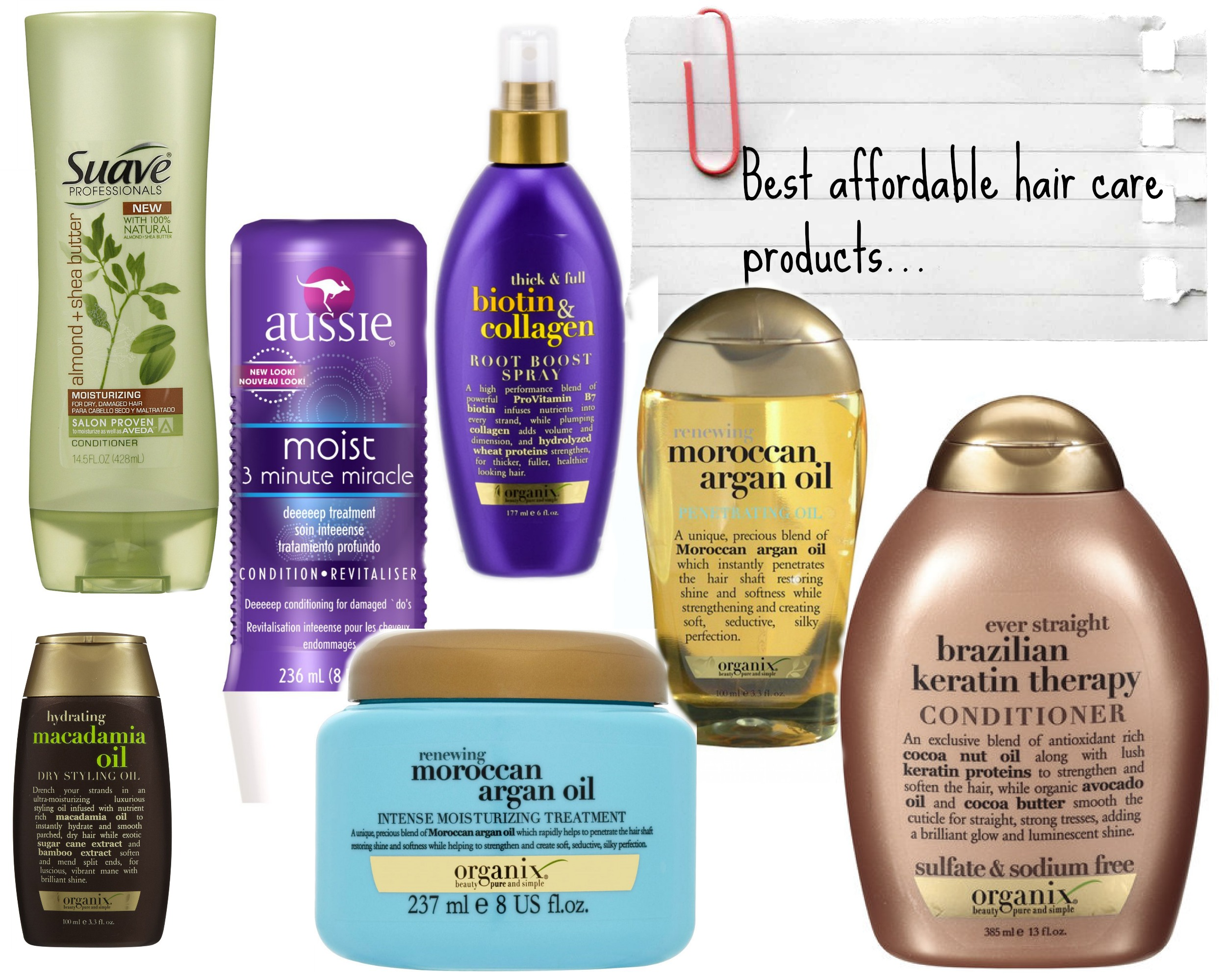 the best hair styling products best hair products for healthy hair drugstore edition 5579