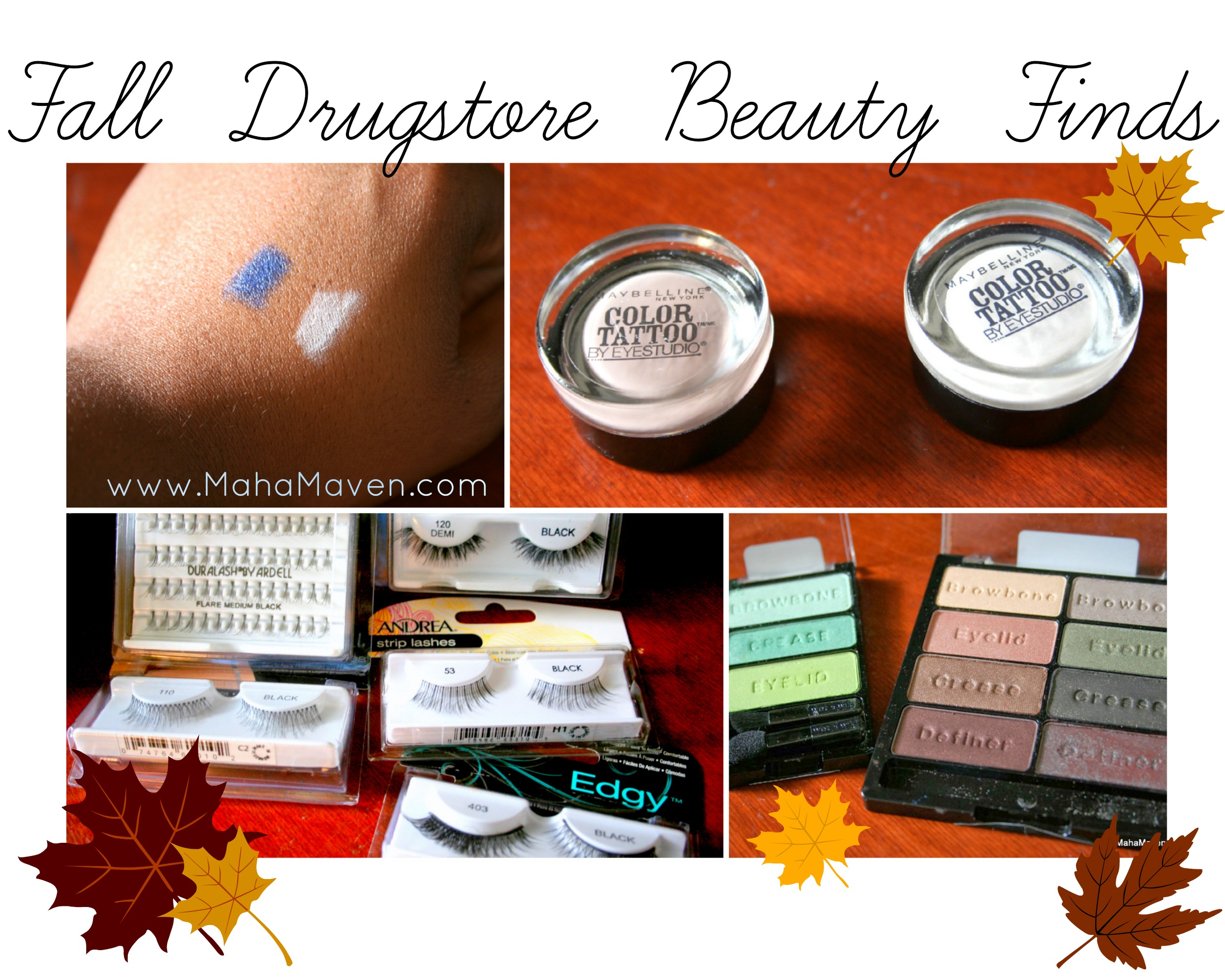 fall drugstore beauty finds